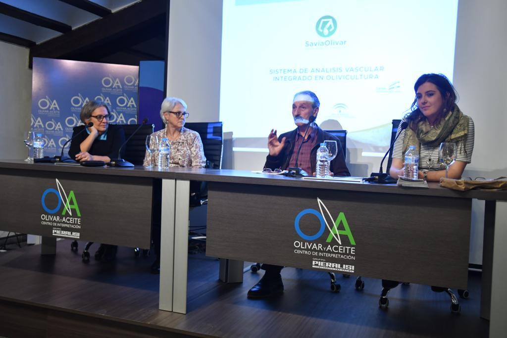Savia Olivar en Úbeda: jornadas de difusión del proyecto