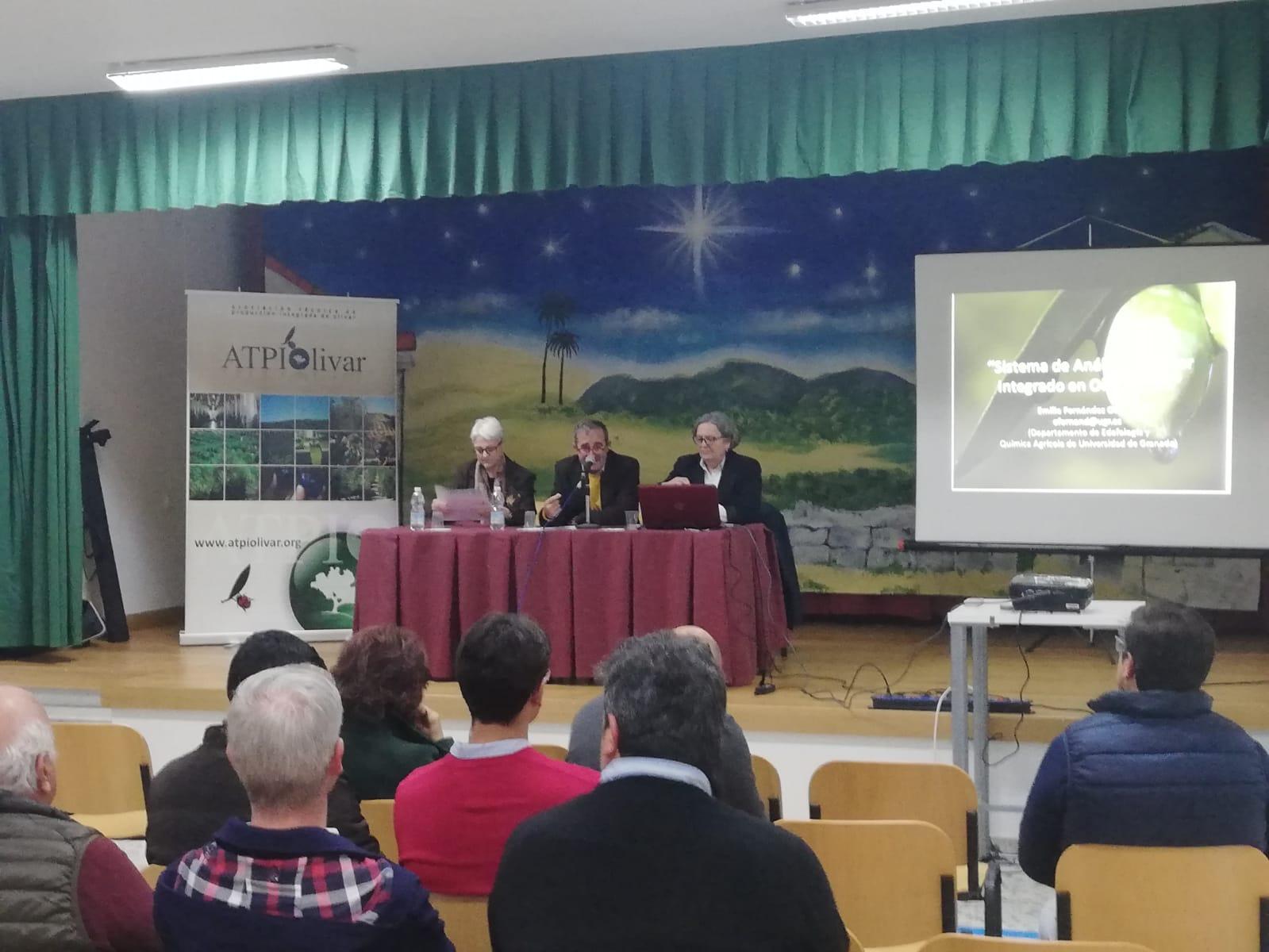 Jornadas de difusión en Aguadulce (Sevilla)
